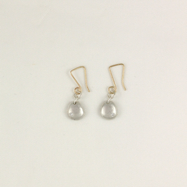 Medium Raindrop Earrings