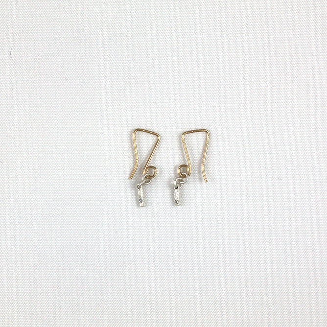 1/4 Bark Stix Earrings