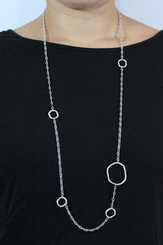 Floating Balloons Necklace