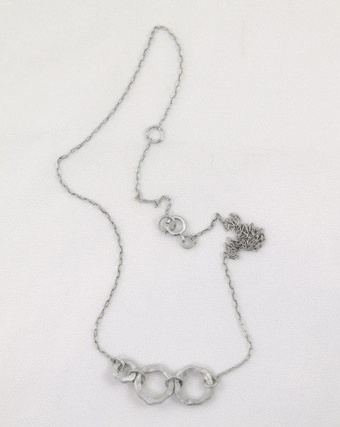 Trio Swing Necklace