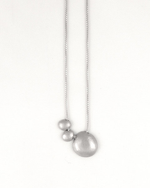 Raindrop Trio Necklace