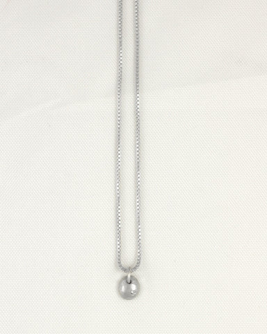 oval and necklace hsn products marlawynne d raindrop