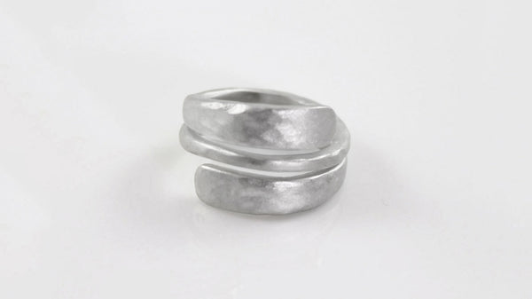 Simple Wrapped Ring