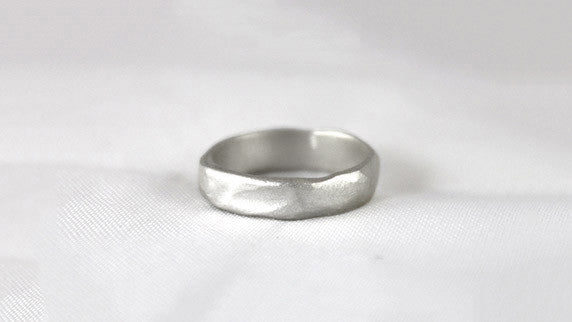 Simple Wedding Band for Men