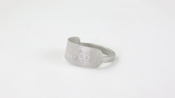 Curved Plank Ring