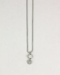 Tilted Duo Necklace
