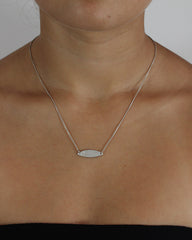 Horizontal Tribal Necklace