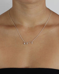 Triplets Necklace