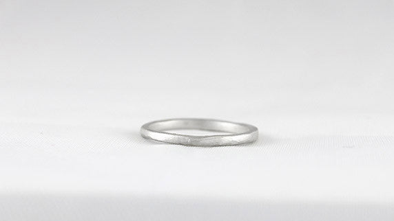 Simple Teeny Tiny Round Band