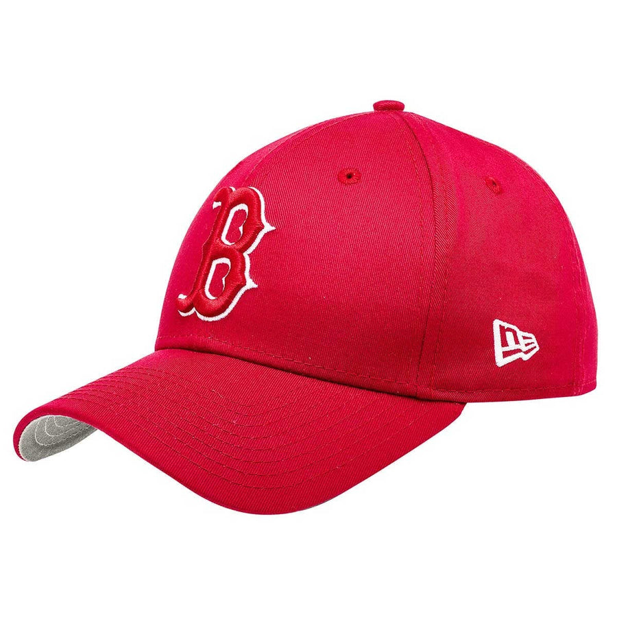 GORRA NEW ERA BEISBOL BOSTON ROJO