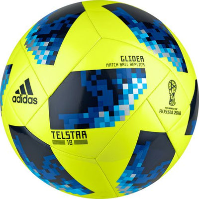 BALÓN TELSTAR 18 WORLD CUP GLIDER AMARILLO