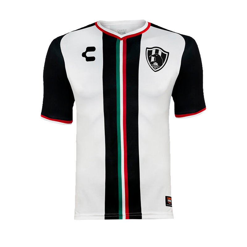 Jersey Charly Club de Cuervos local Adulto / 2018