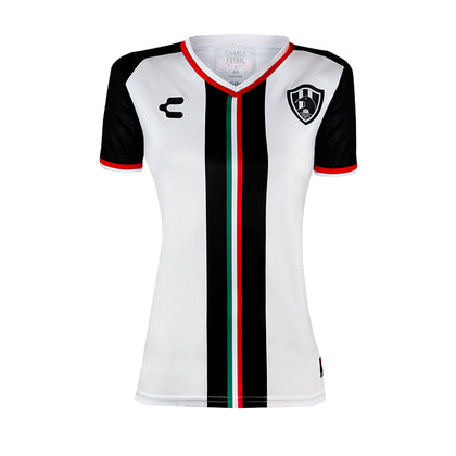 Jersey Charly Club De Cuervos Local 18/19 Mujer