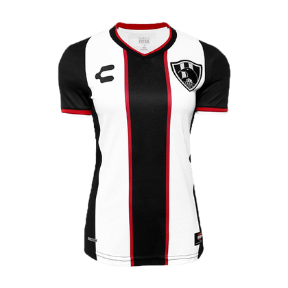Jersey Charly Club De Cuervos Local 17/18 Mujer