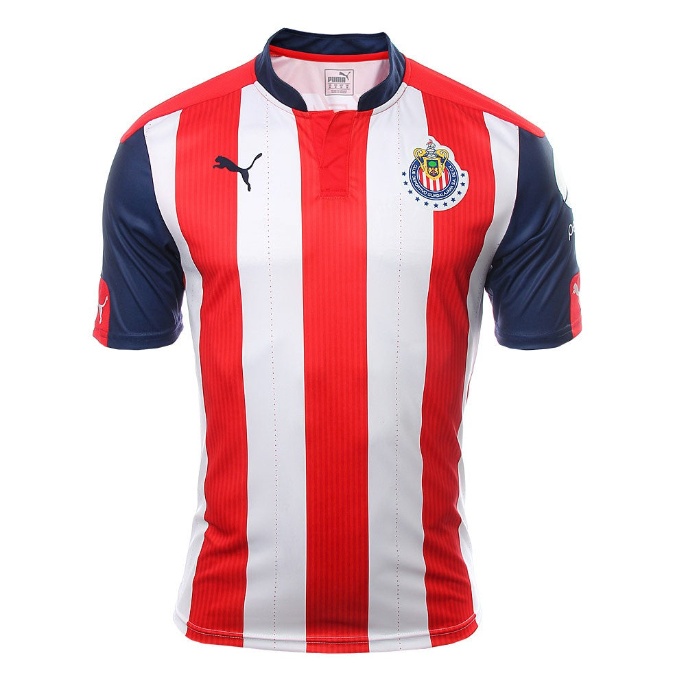 JERSEY CHIVAS LOCAL 16 17 - ChampSports.mx 02501ef895143