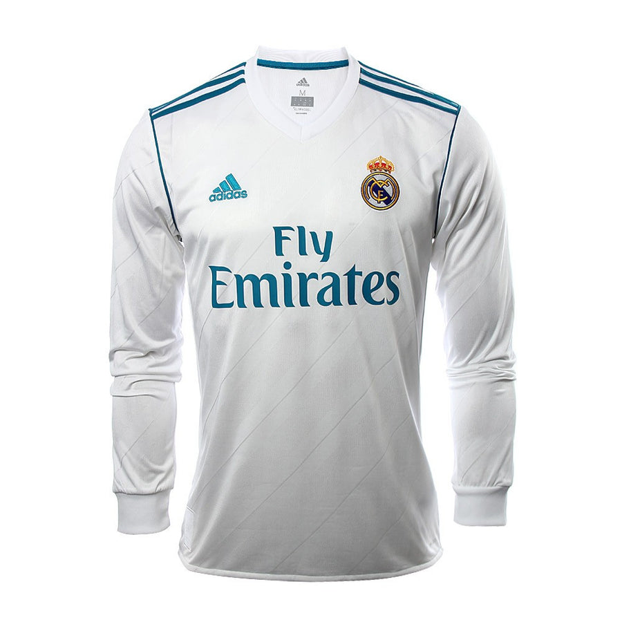 JERSEY REAL MADRID LOCAL ML 17/18