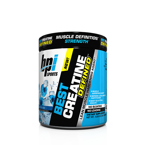 BPI SPORTS - BEST CREATINE DEFINED BLUE CRUSH 40 SERVICIOS