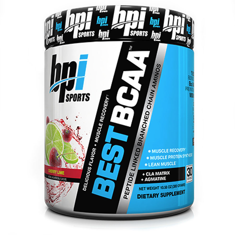 BPI Sports - Best BCAA Cherry Lime - 30 SERVICIOS