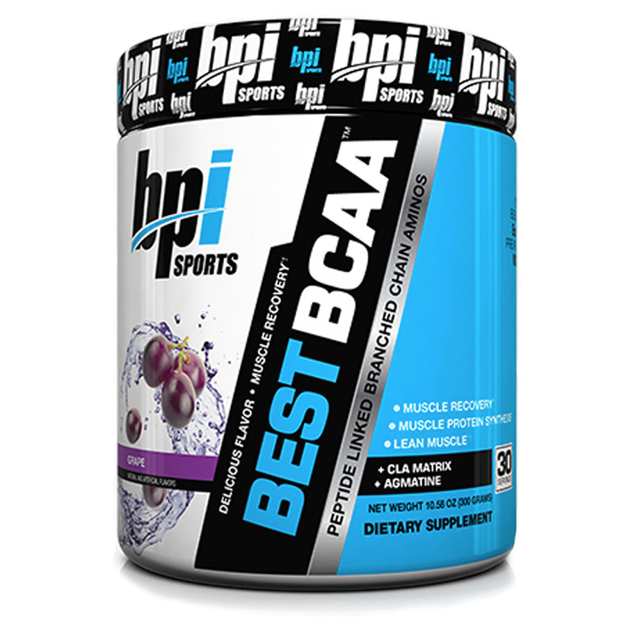 BPI Sports - Best BCAA Grape - 30 SERVICIOS