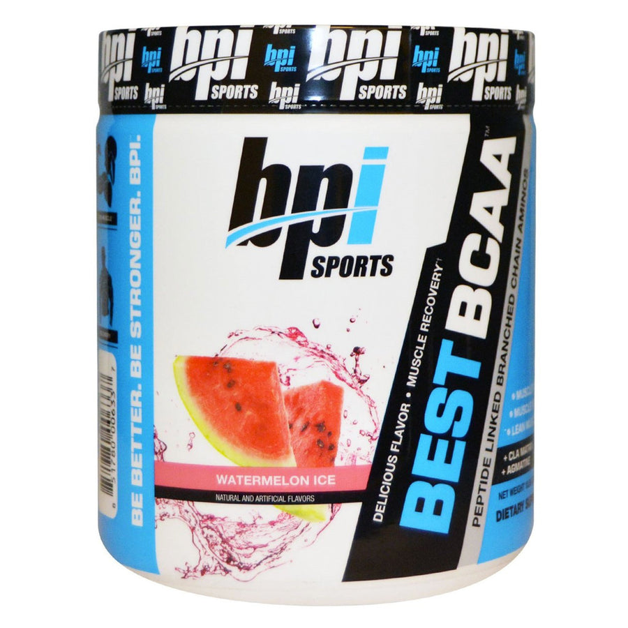 BPI Sports - Best BCAA Watermelon Ice - 60 SERVICIOS