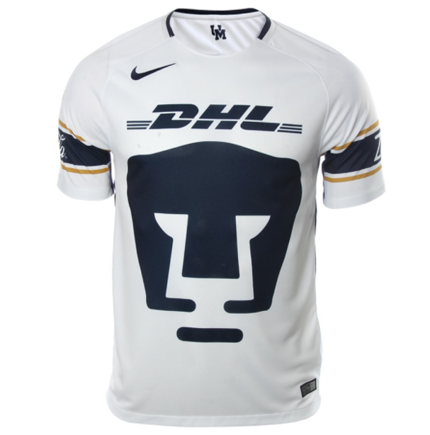 39934d4b8 Jersey Nike Pumas Local 17/18 - ChampSports.mx