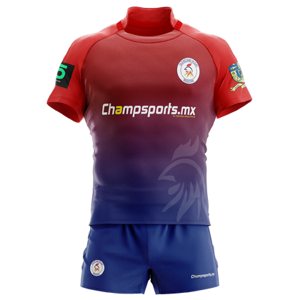 Champs State Uniforme Roosters Queretaro