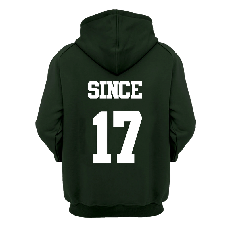 Hoodie Champs State Verde Bosque