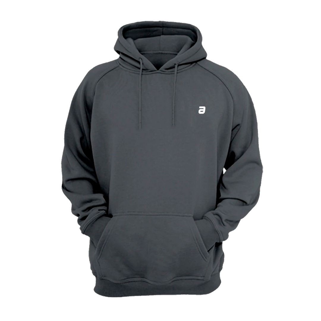 Hoodie Champs State Gris Oxford