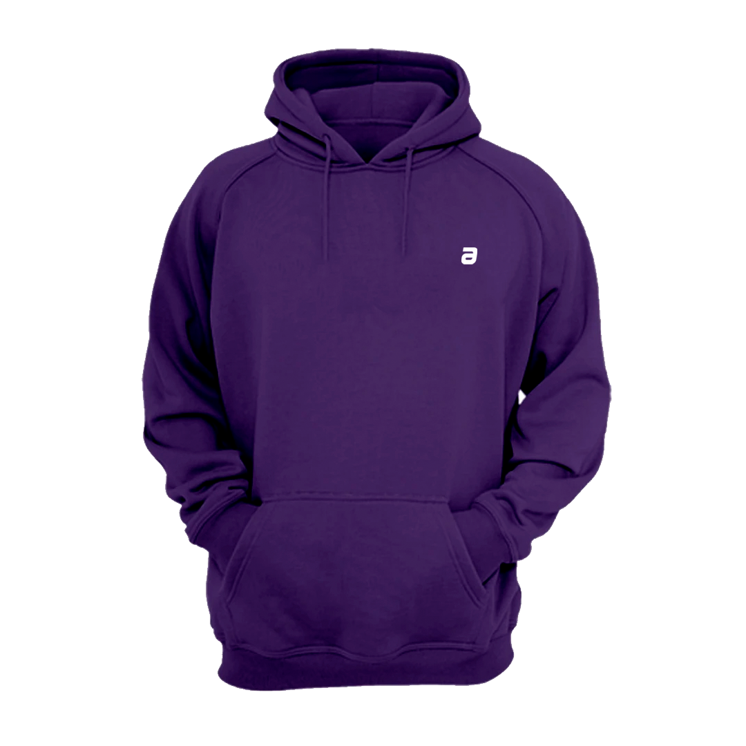 Hoodie Champs State Morado