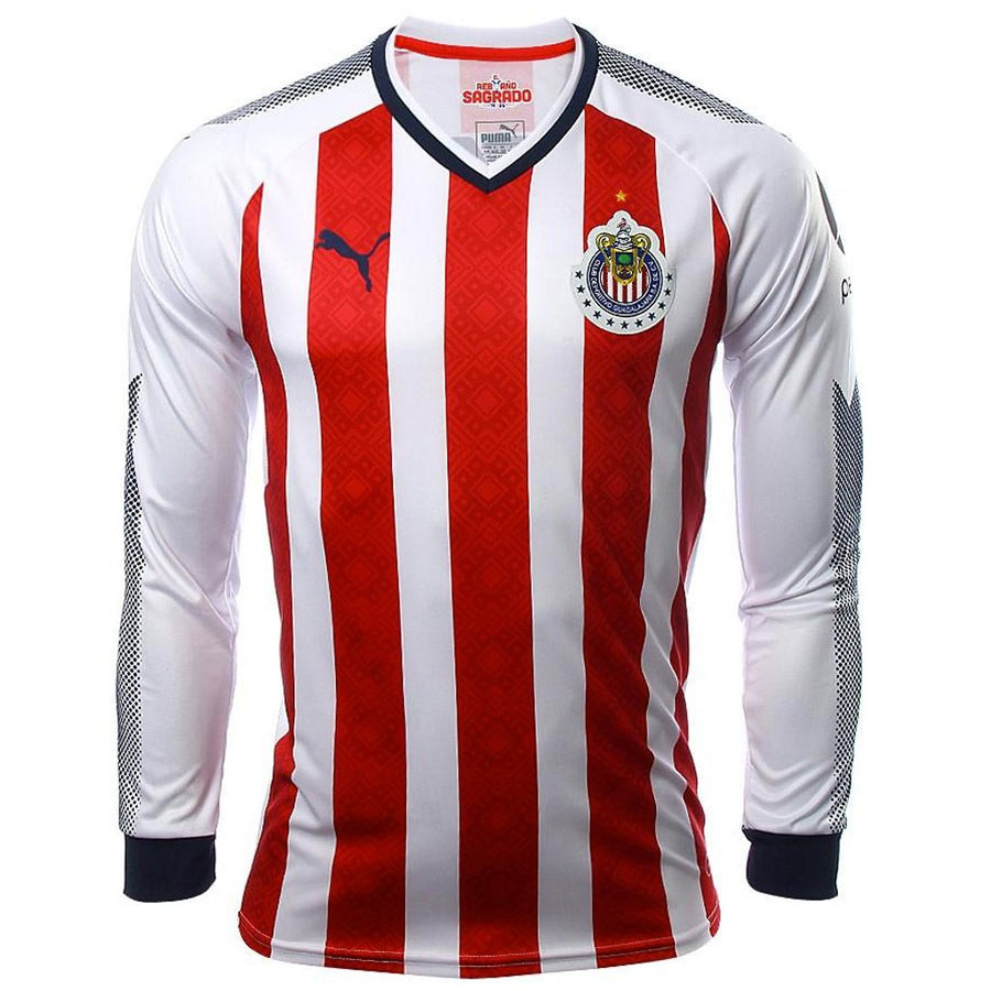 JERSEY CHIVAS LOCAL 17/18 ML