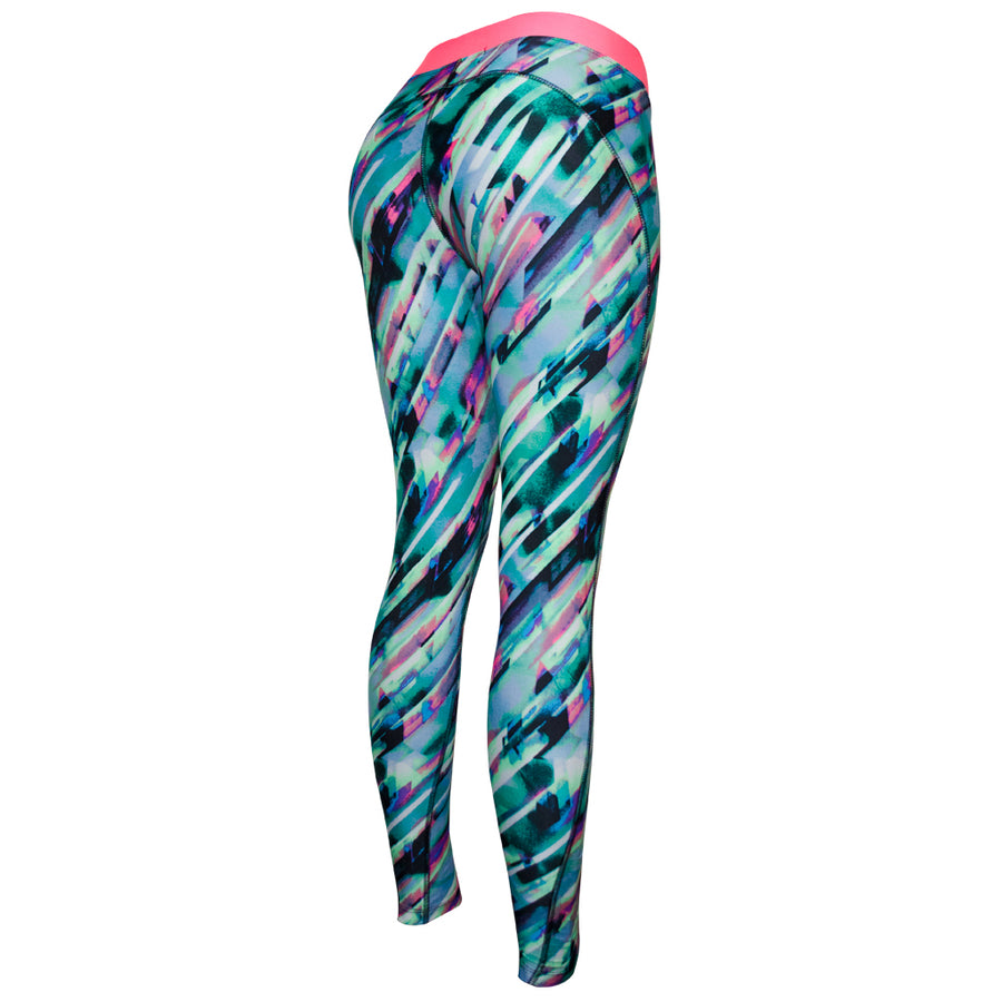 Legging Deportivo Mujer Champs State AquaPink
