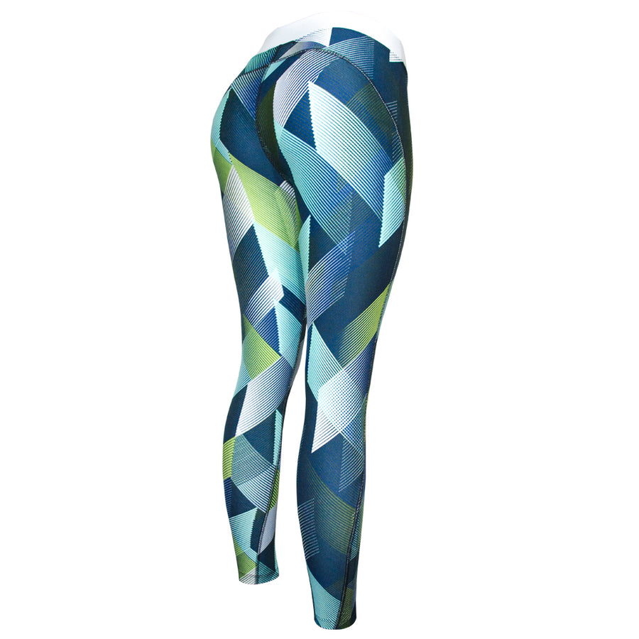 Legging Deportivo Mujer Champs State Greenprint