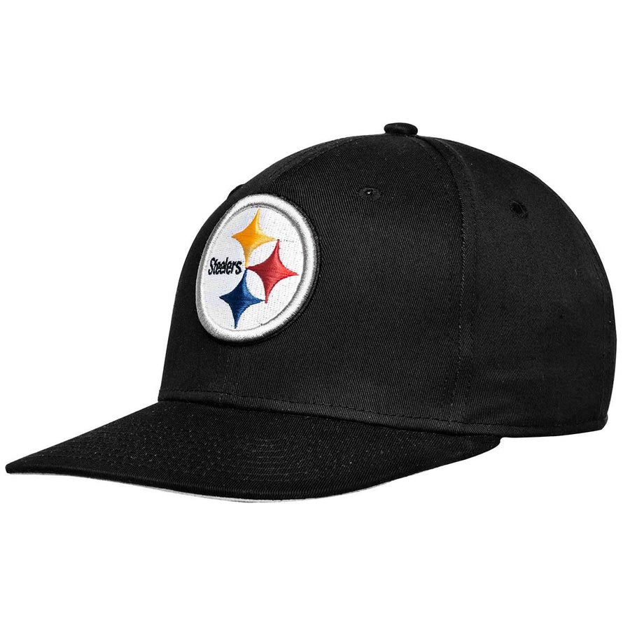 GORRA NFL PITTSBURGH STEELERS NEGRA