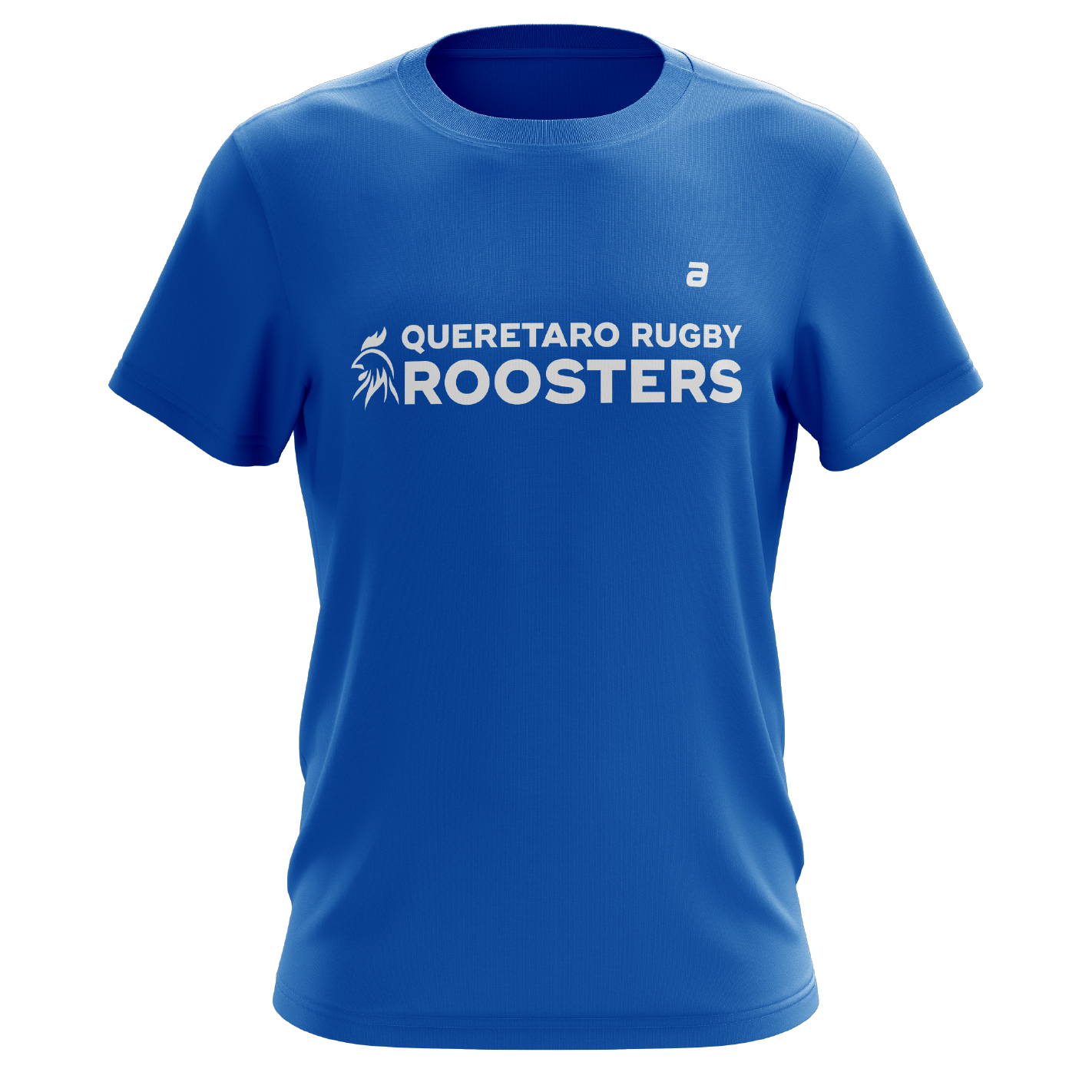 Playera Básica de Roosters Rugby Azul - ChampSports.mx 68342c2751f55