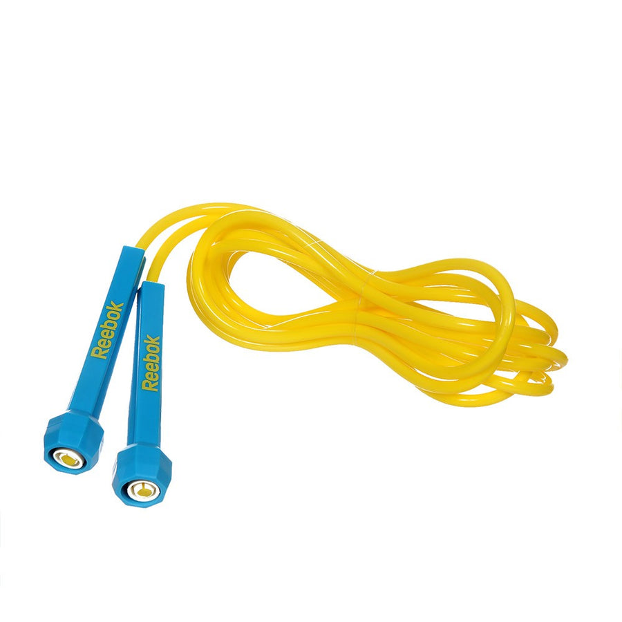 Cuerda Reebok Speed Rope Amarillo