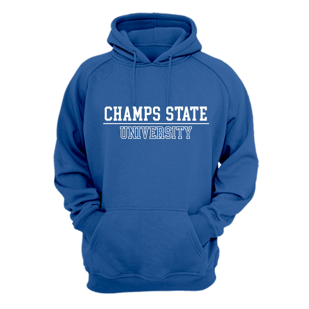 Hoodie Champs State University Royal