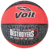 Balon Basketball Voit Destroyers Rojo