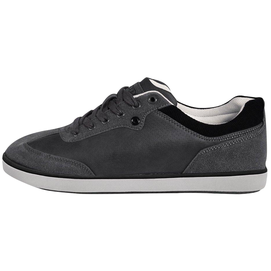 Tenis Kappa Lifestyle Retro de Caballero Grey Steel/Black
