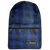 Backpack Lifestyle Cuadros Azul Negro Kappa