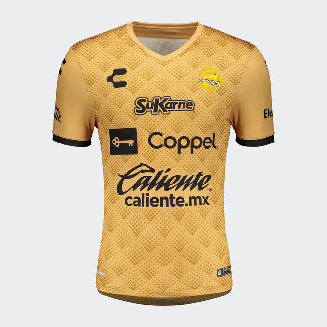 Jersey Charly Dorados Local para Hombre 2020/21