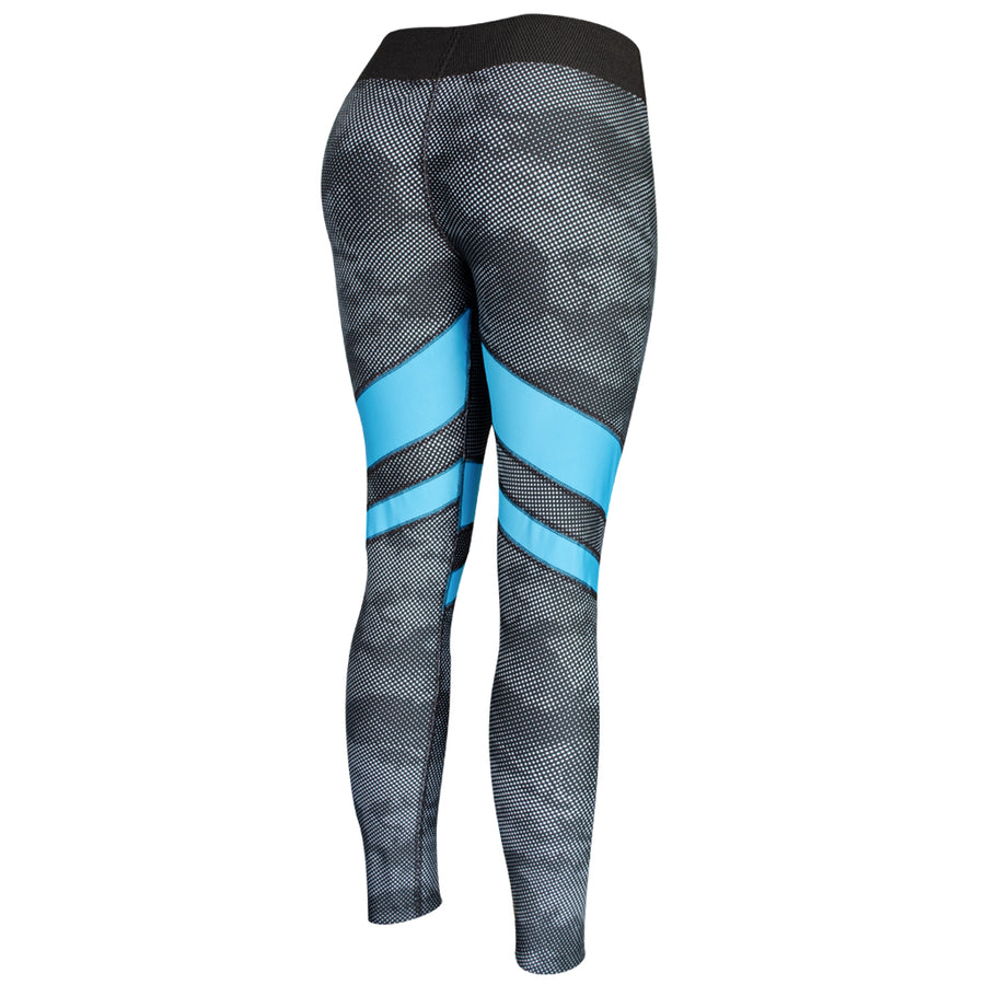 Legging Deportivo Mujer Champs State Camodots Stripes