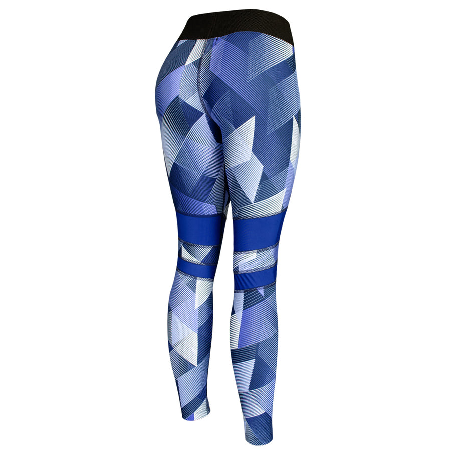 Legging Deportivo Mujer Champs State BluePrint Stripes