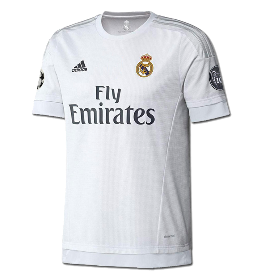 Jersey Adidas Real Madrid Local 15/16 UCL
