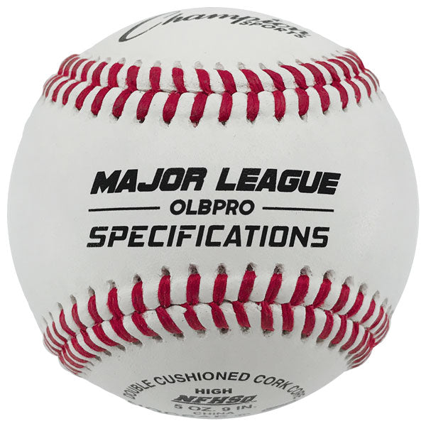 Pelota De Béisbol Major League Premium Champion Sports