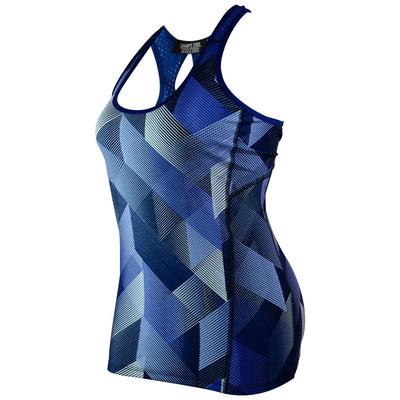 Tank-Top Deportivo Mujer Champs State BluePrint