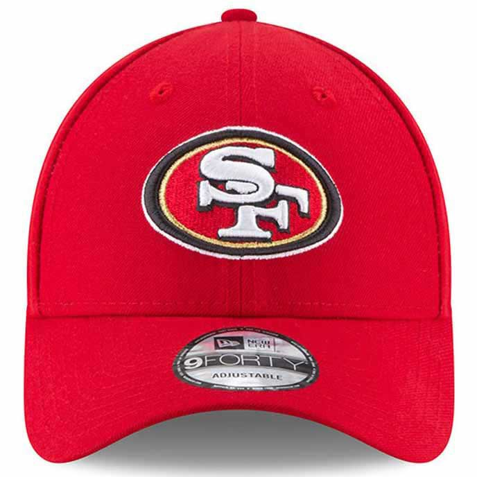 GORRA NEW ERA SAN FRANCISCO 49ERS ROJO