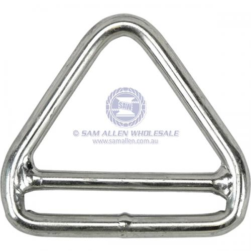 6mm x 50mm Triangle - Double Bar V2-56033