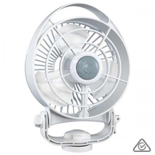 Fan Bora 24V White Made In Canada V2-53134