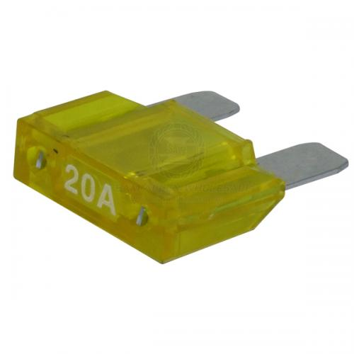 Fuse Blade Maxi 20A Yellow- 10 Pack (Bulk Buy) V2-720972-BULK