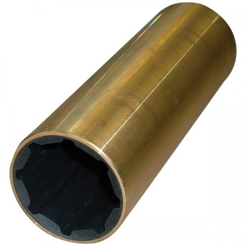 CEF® Brass / Rubber Bearing I.D. 63.5mm / O.D. 82.55mm / L 254 mm V2-271284